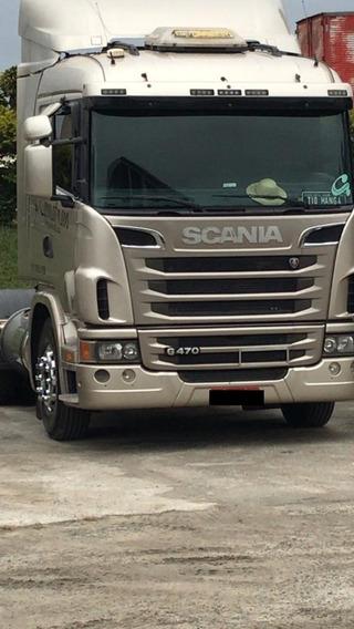 Scania G470 6x2 2007 Customizada Oportunidade Da Semana !!!!