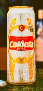 Cerveza Colonia En Lata 473cc Excelente Calidad Y Precio