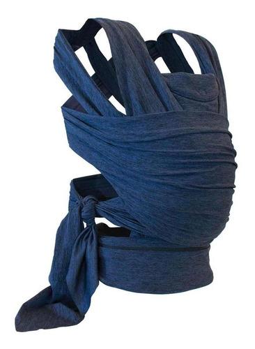 Chicco Canguro Boppy Comfyfit Midnight Blue, Color Azul