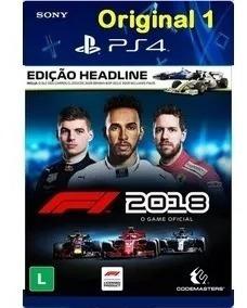 F1 2018 Ps4 I Primaria