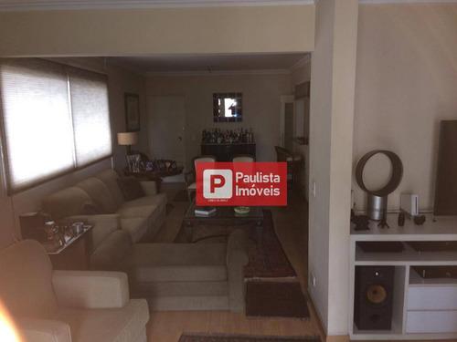 Apartamento À Venda, 115 M² Por R$ 1.300.000,00 - Moema - São Paulo/sp - Ap9865