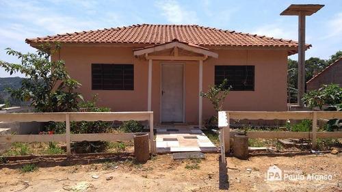 Chácara Com 2 Dormitórios À Venda, 1600 M² Por R$ 150.000,00 - Zona Rural - Caldas/mg - Ch0062
