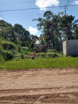 Terreno Escriturado No Jardim Fênix, Em Itanhaém - 6685