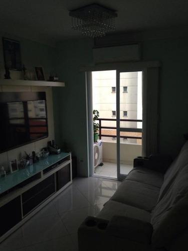 Apartamento Em Campos Elísios, São Paulo/sp De 54m² 2 Quartos À Venda Por R$ 480.000,00 - Ap605759