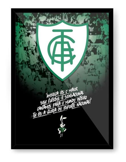 Special Poster | Times De Futebol Brasileiros (a3 + Moldura)