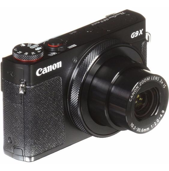 Câmera Canon G9x Mark Ii / 20.1mp / Wifi