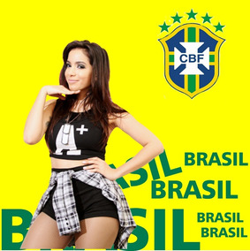 Camisa Copa Brasil Anitta 2018 Frete Gratis 18