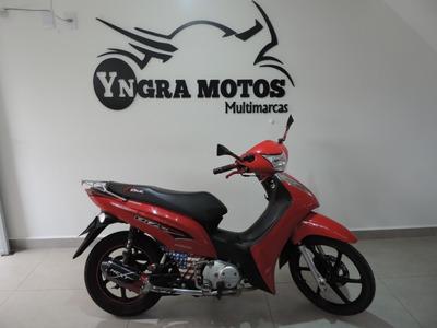Honda Biz 125 Ex 2015 Flex