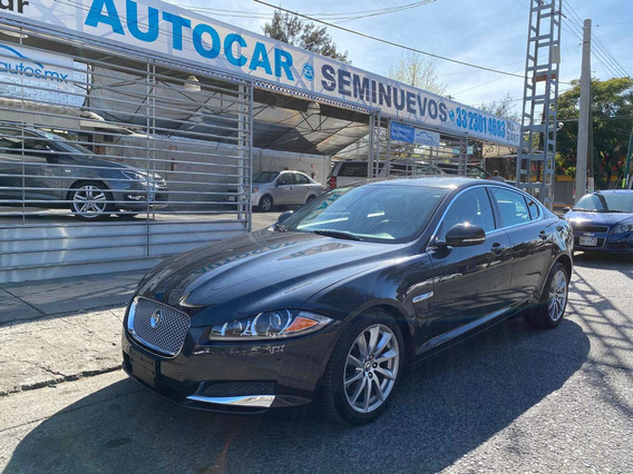 Jaguar Xf 2.0 Luxury Mt 2013