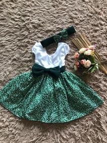 Vestido Infantil (5-12 Meses)