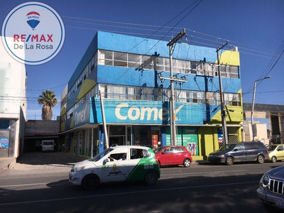 Edificio En Renta Avenida Principal Lázaro Cárdenas