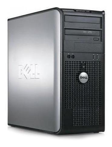 Desktop Pc Dell Optiplex 745 Core 2 Duo 2gb Hd 500gb