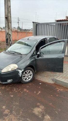 Fiat Punto 2008 1.8 Hlx Flex 5p