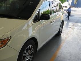 Honda Odyssey 3.5 Exl Minivan Cd At 2013