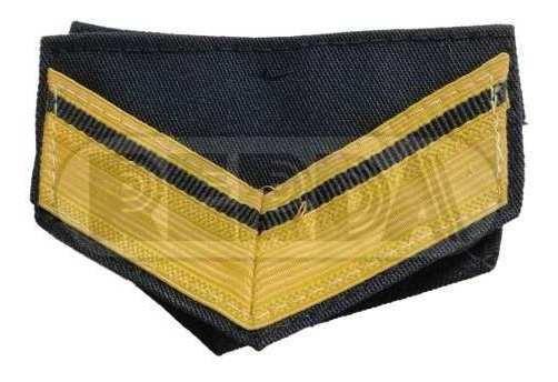 Insignia Jerarquía Suboficial De Cabo Para Camisa. Rerda.