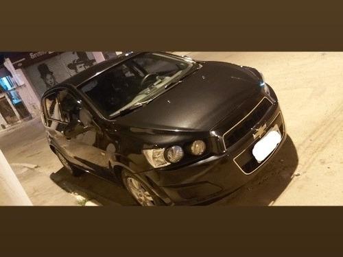 Chevrolet Sonic 2013 1.6 16v Lt 5p