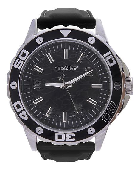 Reloj Original Caballero Marca Nine2five Modelo Afer09ngng