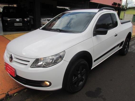 Vw - Volkswagen Saveiro Trooper Ce 1.6 - Top De Linha - 2012
