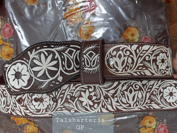 Cinturon Charro 2 1/4 Ancho