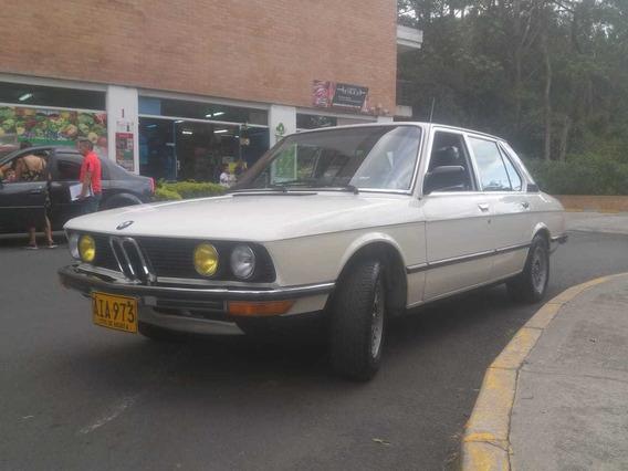 Bmw - E12 - 520 / Año 1973