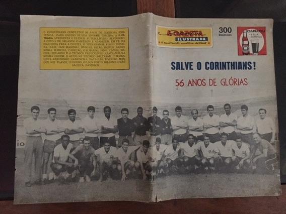 Revista A Gazeta Esportiva Ilustrada Nº 310 - Corinthians