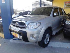 Toyota Hilux Srv D4-d 4x4 3.0 Tdi Dies. Aut