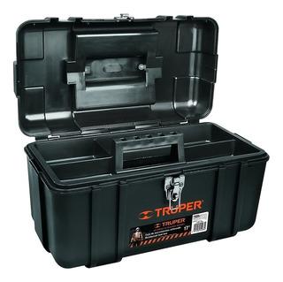 Caja Para Herramientas 17 PuLG 43 Cm Truper Con Bandeja