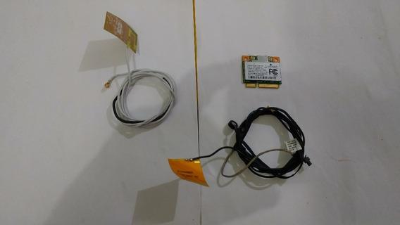 Placa Wireless + Antena Note Gateway Pew91 Original Cod.468