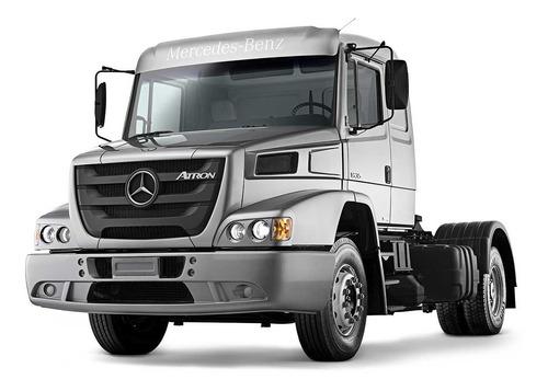 Mercedes Cavalo Atron 1635 Okm Pr Entrega 425000 Parc 3750,