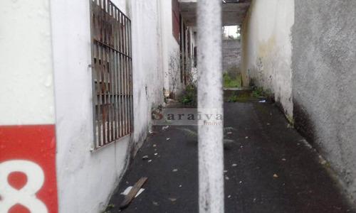 Terreno À Venda, 300 M² Por R$ 580.000,00 - Assunção - São Bernardo Do Campo/sp - Te0055