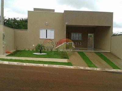 Casa Residencial À Venda, Centro, Brodowski - Ca5811. - Ca5811