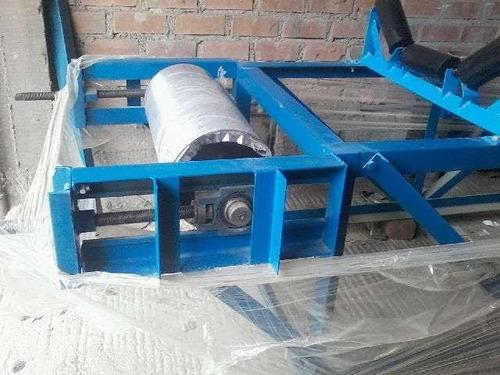 Fabricación De Fajas Transportadoras Y Polines