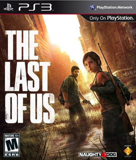 The Last Of Us Ps3 Entrega Inmediata Original