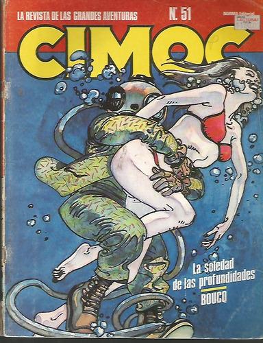 Imagen 1 de 1 de Cimoc #51 Bouco Y Otros N01672