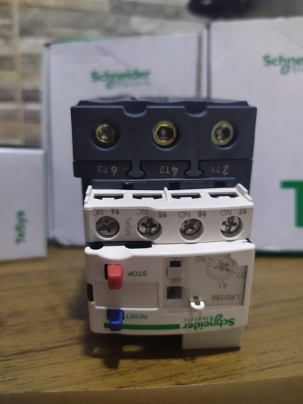 Relé Térmico Evlink Classe 10p/ Ic1d40 A D65 37-50a