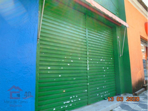 Salão Para Alugar, 80 M² Por R$ 2.000,00/mês - Centro (cotia) - Cotia/sp - Sl0132