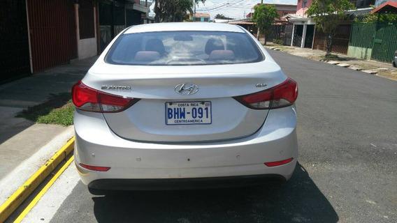 Hyundai Elantra Koreano