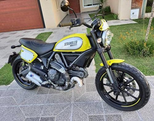 Ducati Scrambler 800 Flat Track Pro 2016