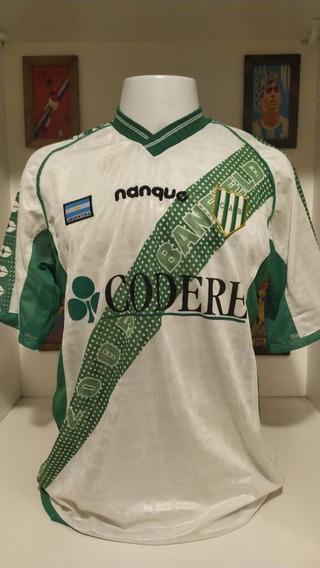 Camisa Futebol Banfield 2005 Nova Frete Gratis