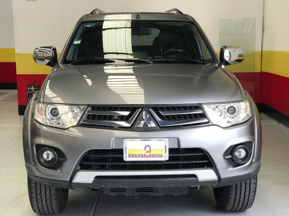 Mitsubishi Montero Sport 2014