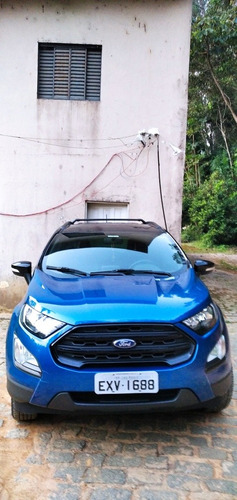 Imagem 1 de 3 de Ford Ecosport 2020 100 Anos Flex Aut. 5p