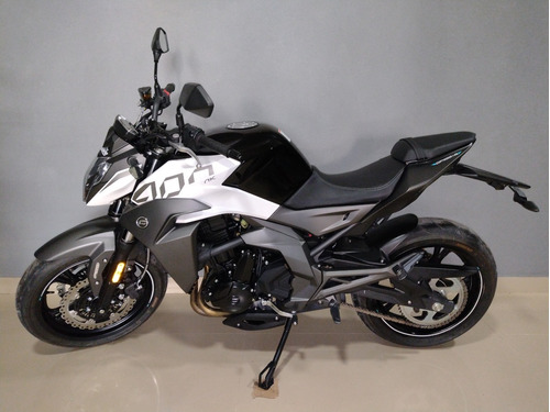 Cf Moto Nk400 Abs Modelo: 2019´ Km: 665 Igual A 0km.!!