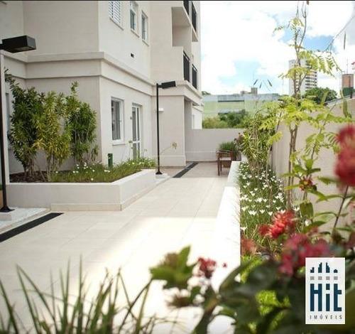 Apartamento À Venda, 64 M² Por R$ 340.000,00 - Jardim Celeste - São Paulo/sp - Ap3360