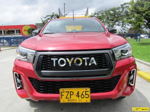 Toyota Hilux 2.8 Versión Especial 4x4