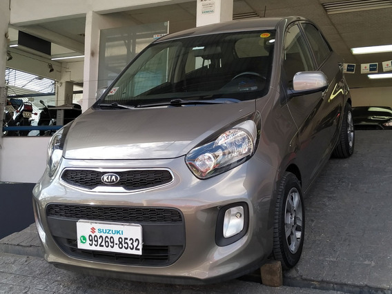 Kia Picanto 1.0 Ex 12v Flex 4p Manual 2017