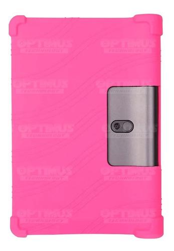 Case Protector De Goma Tablet Lenovo Yoga Smart Tab Yt-x 705