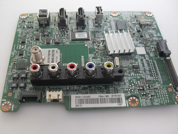 Placa Principal Samsung Un40h4200 Un48h4200 Ag Nova