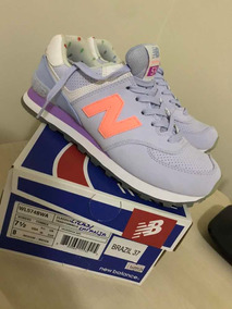 Tênis New Balance 574 - Wl574bwa