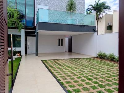 Casa Triplex A Venda Em Campo Grande -ms - 765