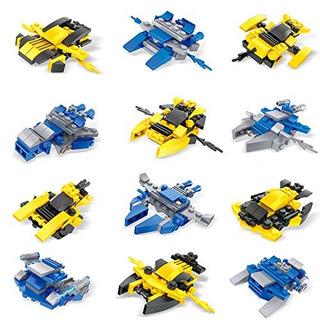 Juguete Fun Little Toys Mini Building Bloques Sets For Party